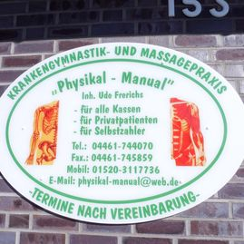 Physikal-Manual Physiotherapie Schortens Fußpflege